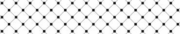 Скинали - Имитация черно-белой плитки