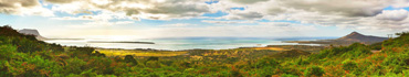 Скинали - Потрясающий вид на море