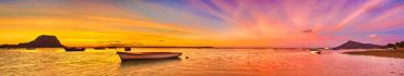 Скинали - Рыбацкая лодка на закате