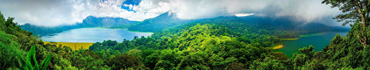 Скинали - Бали, вид на озера