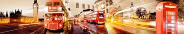 Скинали - Ночная жизнь Лондона, коллаж