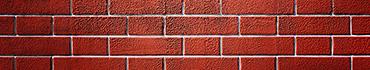 Скинали - Кирпичная кладка из красного кирпича