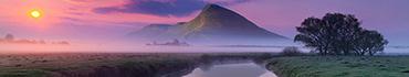 Скинали - Горы и низины в тумане