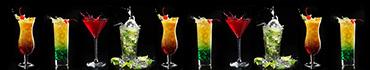 Скинали - Разноцветные коктейли