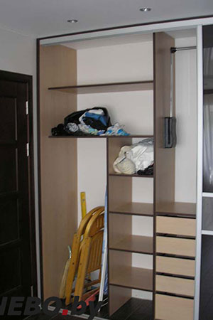 Наполнение шкафов-купе - 6