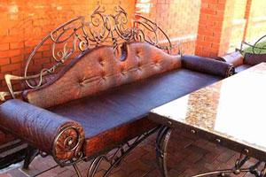 Кованная мебель - 11