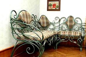 Кованная мебель - 12
