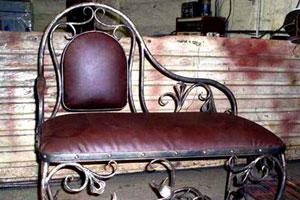 Кованная мебель - 2