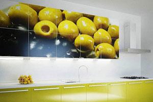 Кухня с фотопечатью - 3