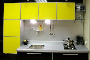 Небольшая кухня - 7