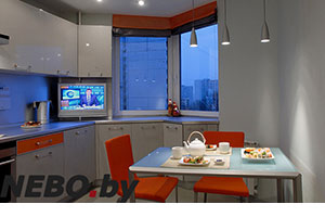 Небольшая кухня - 8