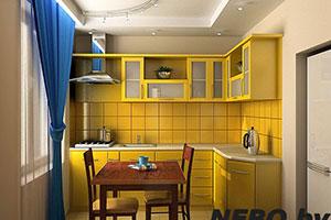 Небольшая кухня - 9
