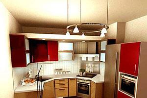 Небольшая кухня - 10