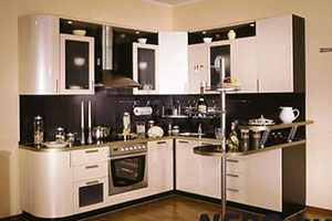 Небольшая кухня - 12