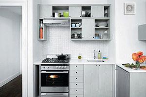Небольшая кухня - 13