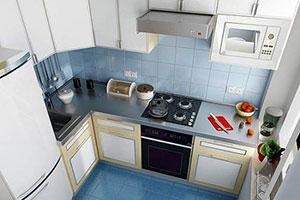 Небольшая кухня - 17