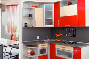 Небольшая кухня - 18