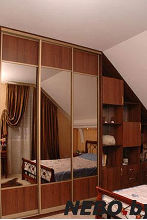 Мебель для мансарды - 17