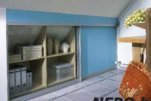 Мебель для мансарды - 2
