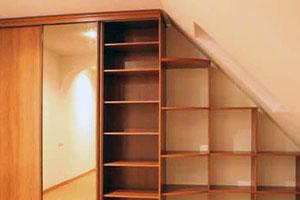 Мебель для мансарды - 6
