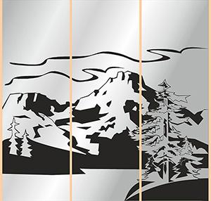 Пескоструй- Природа - 4271