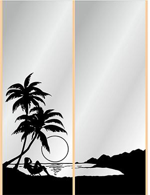 Пескоструй - Море и пляж - 4408