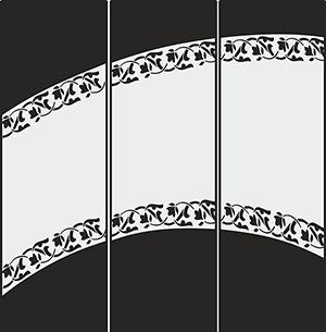 Узоры для пескоструя - 3591