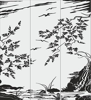 Пескоструй- Природа - 3234