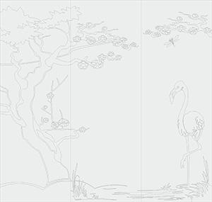 Пескоструй- Природа - 3233