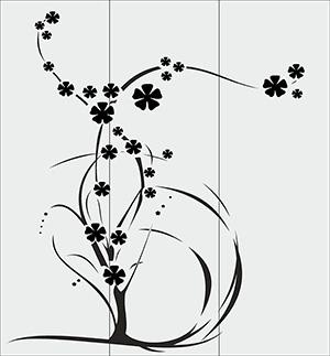 Пескоструй- Природа - 5134