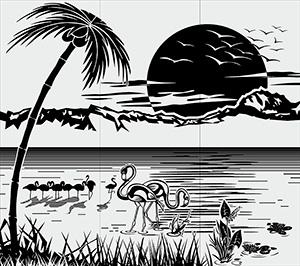 Пескоструй - Море и пляж - 5107