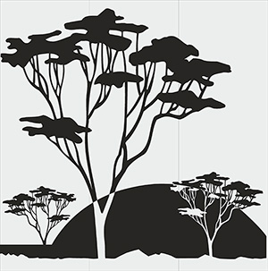 Пескоструй- Природа - 5086