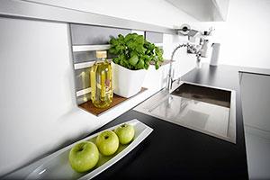 Рейлинги премиум-класса для кухни