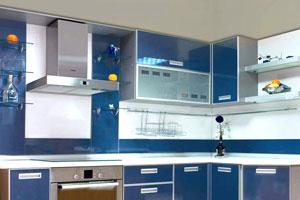Синие кухни - 10