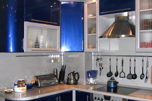 Синяя кухня - 3