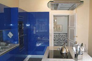 Синие кухни - 8