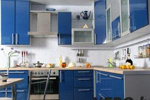 Синие кухни - 2
