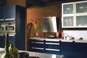 Синие кухни - 11