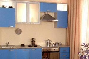 Синие кухни - 12