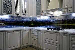 Скинали для кухни - 379