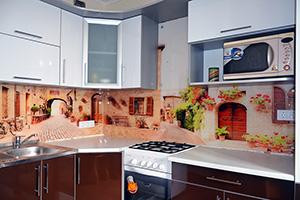 Скинали для кухни - 424