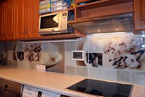 Скинали для кухни - 431