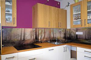 Скинали для кухни - 432
