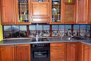 Скинали для кухни - 562