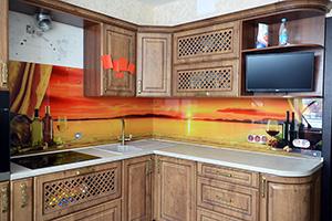 Скинали для кухни - 486