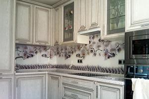 Скинали для кухни - 489