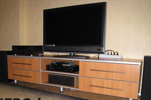 Мебель для домашнего кинотеатра - 8