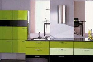 Зеленые кухни - 1