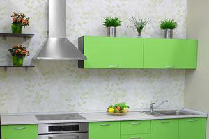 Зеленые кухни - 9