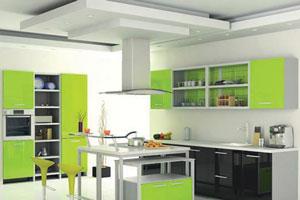 Зеленые кухни - 10